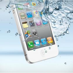 Iphone molhado? E agora?