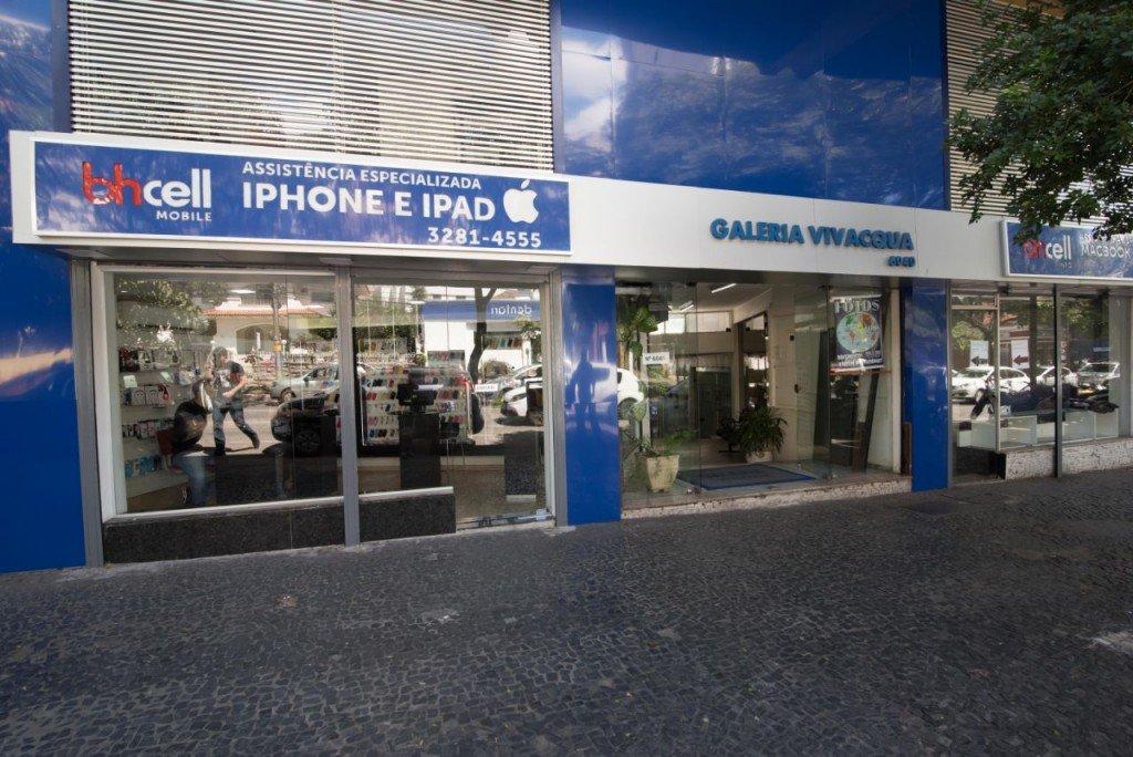 Assistência Técnica Iphone BH