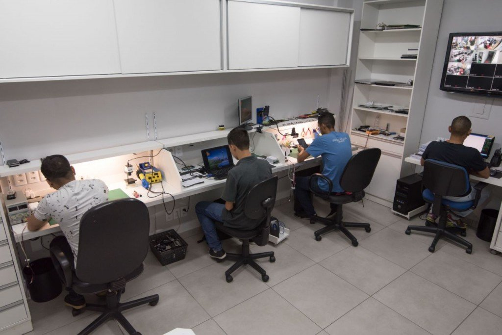 Assistência Técnica Iphone Belo Horizonte